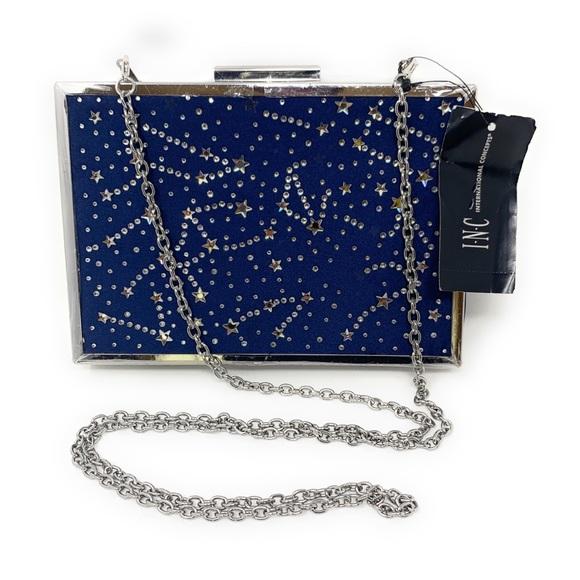 INC International Concepts Handbags - INC Party Hard Evening Purse Clutch NWT